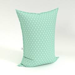 Sedací vak Pillow Kotva mint